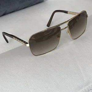 3cb202e8abb0 Louis Vuitton - Attitude Gold U - Sunglasses